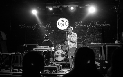 Parallel Asteroid at Vox Live House, Wuhan, China
