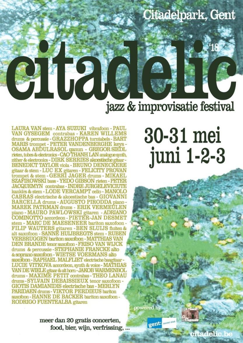 Citadelic Park Festival Gent