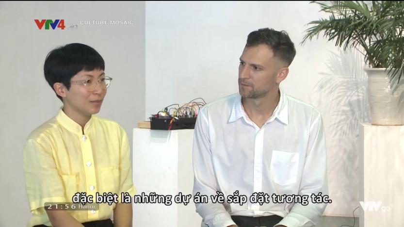 duo Lan talk